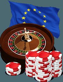 spelregels european roulette